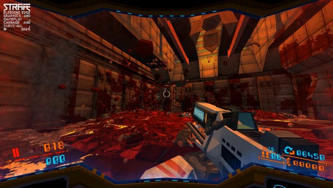 Strafe arriving on PC in March