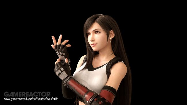 Tifa Lockhart joins the Dissidia Final Fantasy NT roster