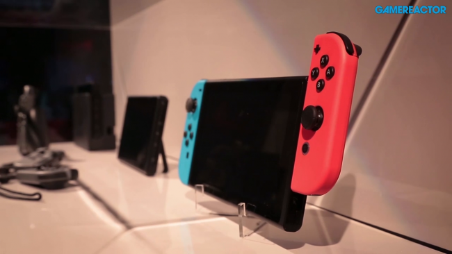 GRTV: Nintendo Switch Hands-On