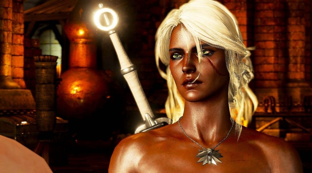 Witcher 3 gets mod inspired by Ciri casting controversy