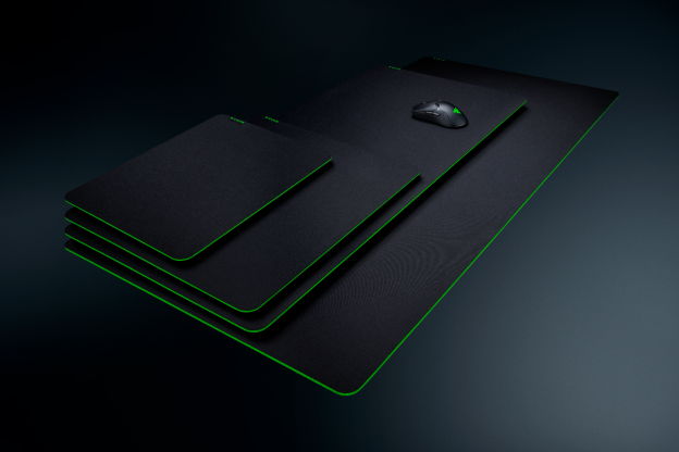 If big isn't big enough, there's the Razer Gigantus V2