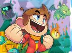 Alex Kidd in Miracle World DX announced