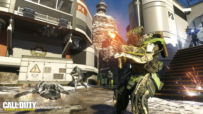 Talking Multiplayer: Infinite Warfare & Modern Warfare Remastered