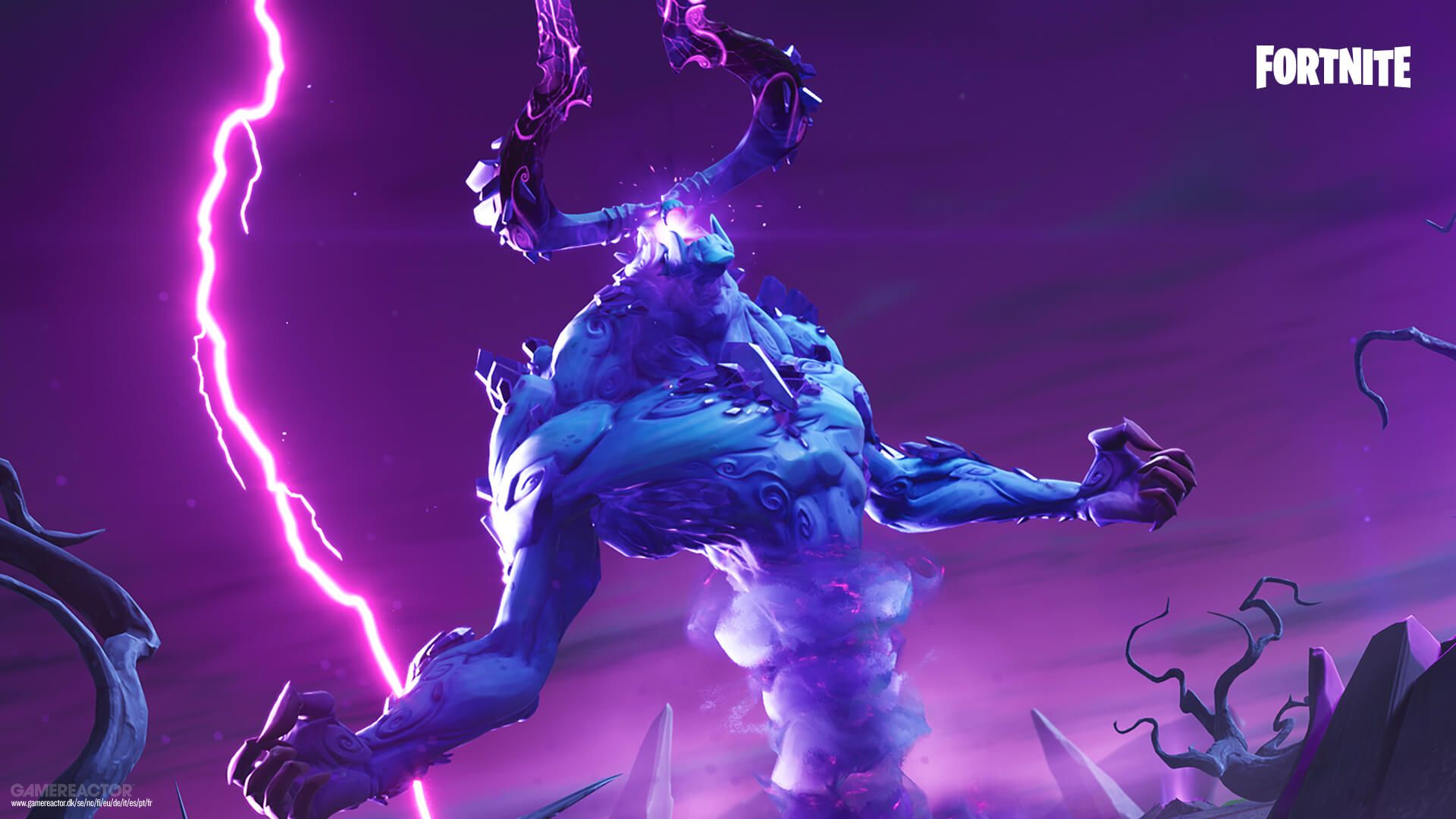 The Fortnite Halloween Event Fortnitemares 2019 Is Now Live