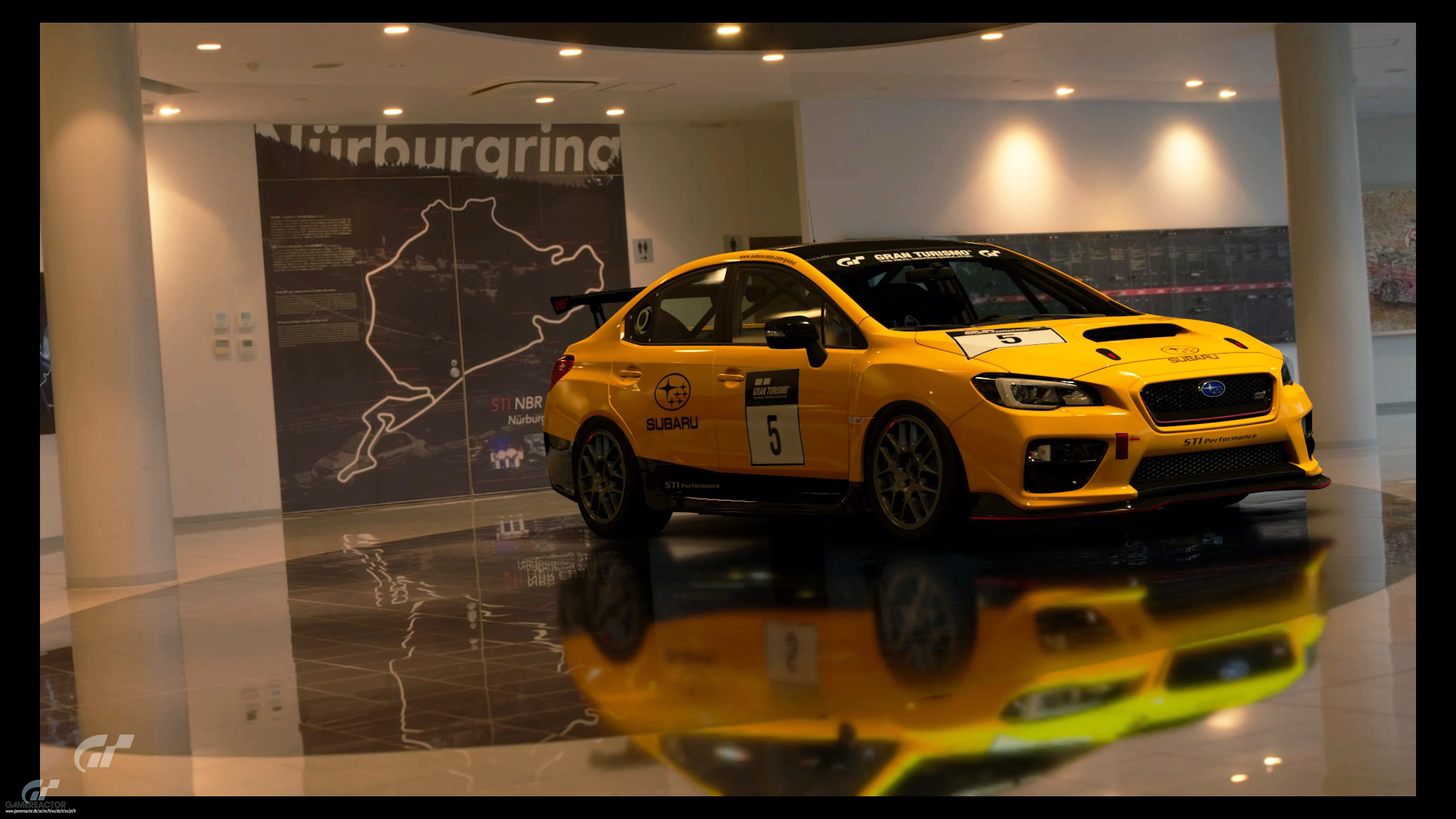 gran turismo sport review gamereactor. Black Bedroom Furniture Sets. Home Design Ideas