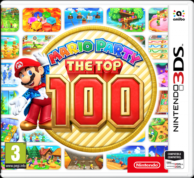 Check out the latest Mario Party: The Top 100 trailer