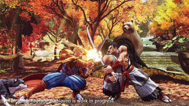 Samurai Showdown is coming to Xbox Series later this year