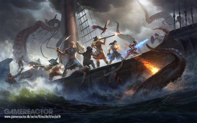 Versus Evil to publish Obsidian's Pillars of Eternity 2
