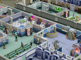 "It's all a ""delicate balancing act"" in Two Point Hospital"