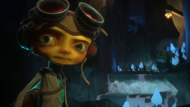Psychonauts 2 - Hands-Off