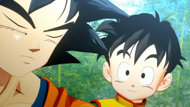 Check out these new screenshots from DBZ: Kakarot