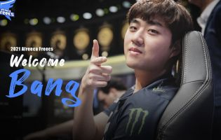 Afreeca Freecs sign Bang and Lehends
