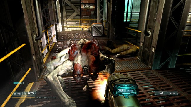 Doom 3 Bfg Edition Walkthrough - ritesoup