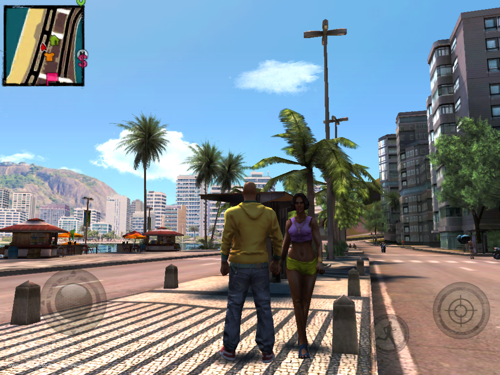 600mb gangstar rio city of saints apk+data | compressed | free.