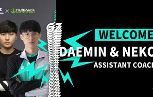 Guangzhou Charge add Neko and Daemin as Assistant Coaches