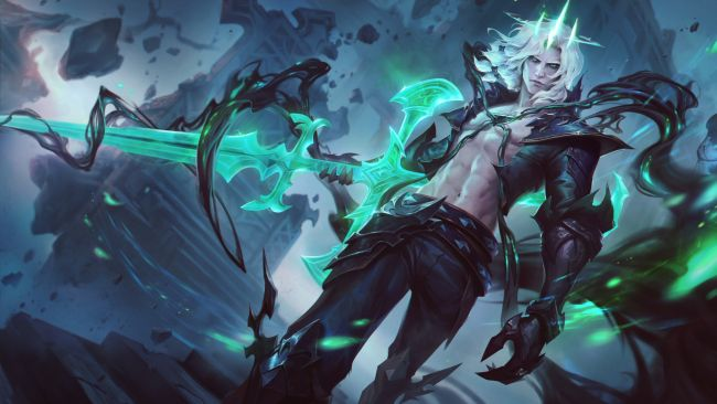 Viego, The Ruined King arrives in League of Legends 11.2 update