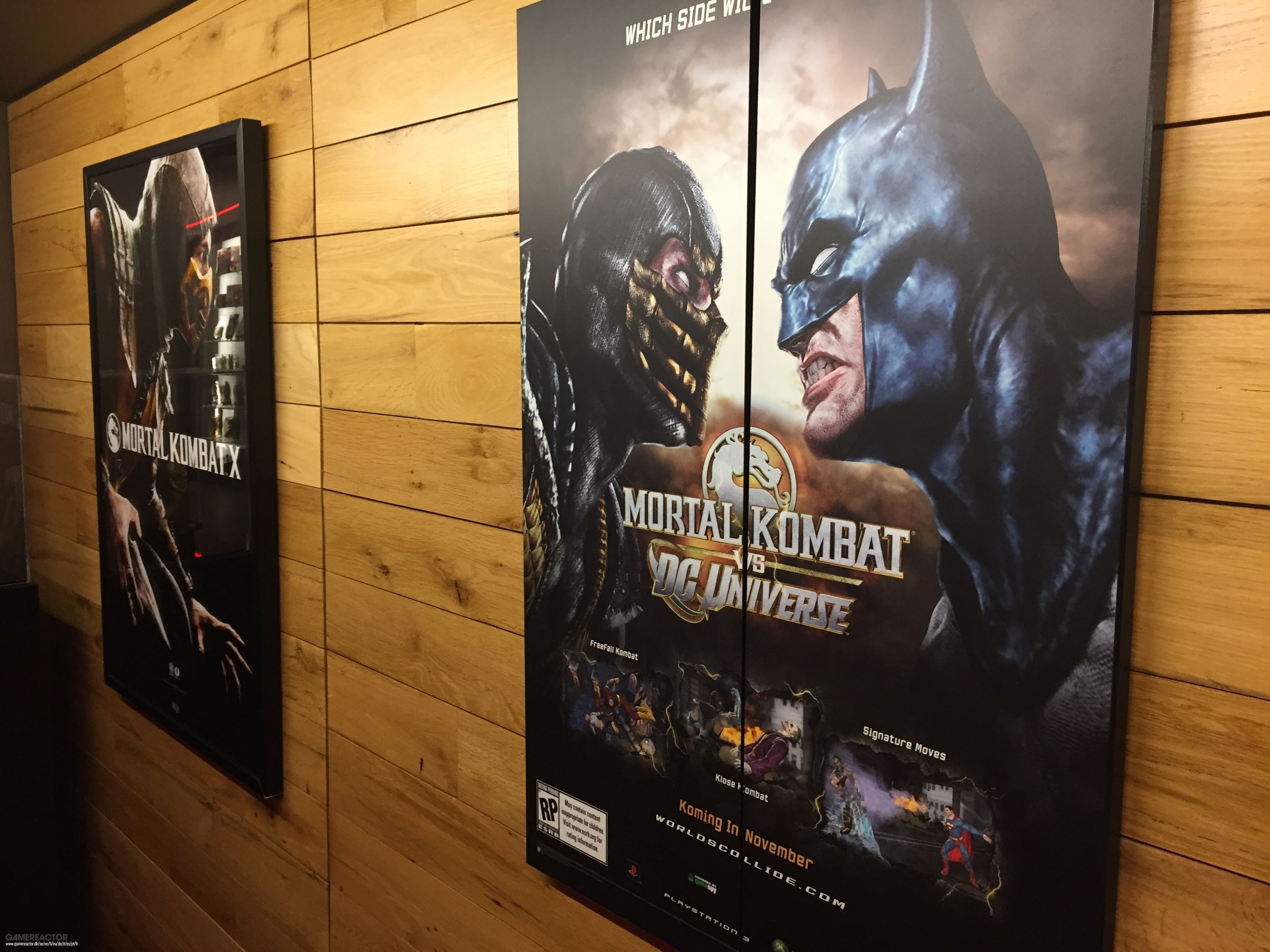 Pictures of Check out our pictures from the Netherrealm