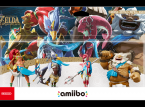 New Breath of the Wild Amiibos announced