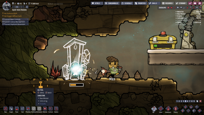 Oxygen Not Included Steam Workshop