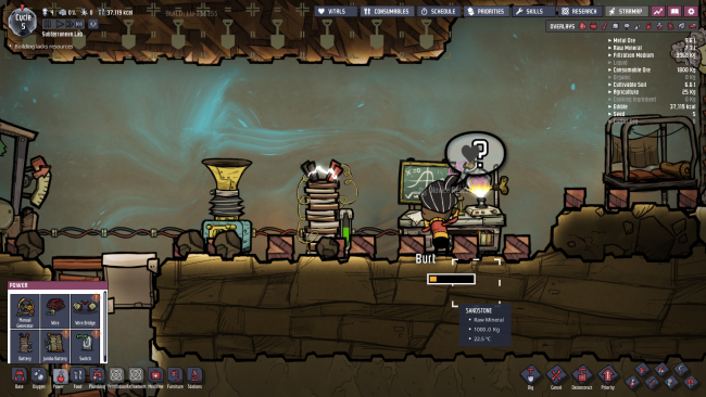 Oxygen Not Included Review - Gamereactor