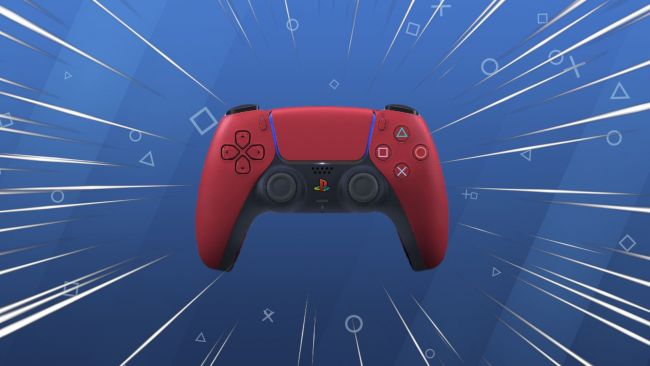 Rumour: Grey and red controller coming for PlayStation 5