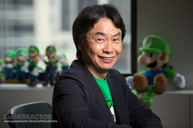 Nintendo's Miyamoto explores VR and reveals his thoughts