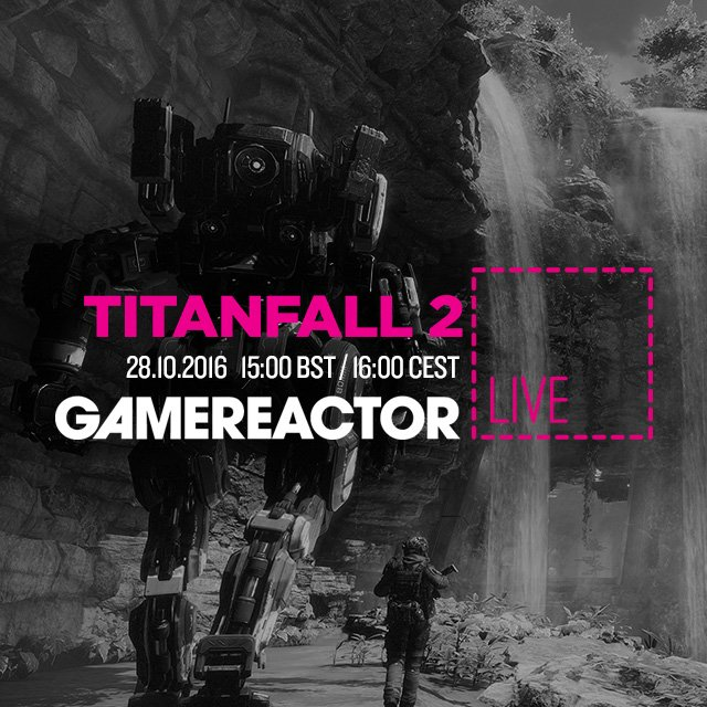 Today on GR Live: Titanfall 2