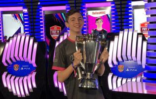 DullenMike becomes youngest ever FUT Champions Cup winner