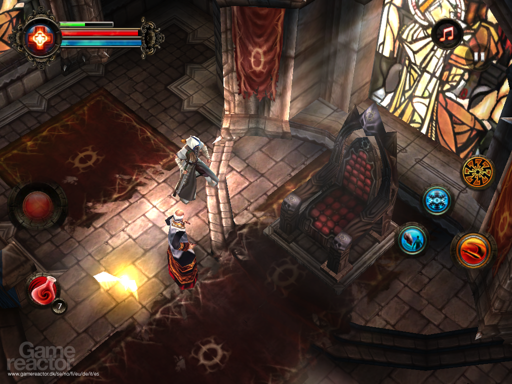 dungeon hunter 2 apk android