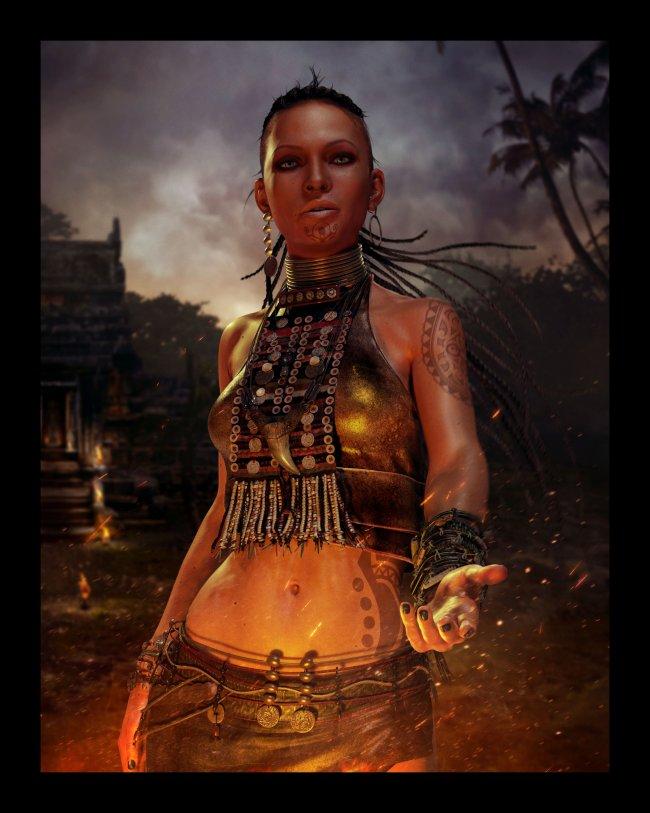 Far Cry 3 character bios - Gamereactor UK