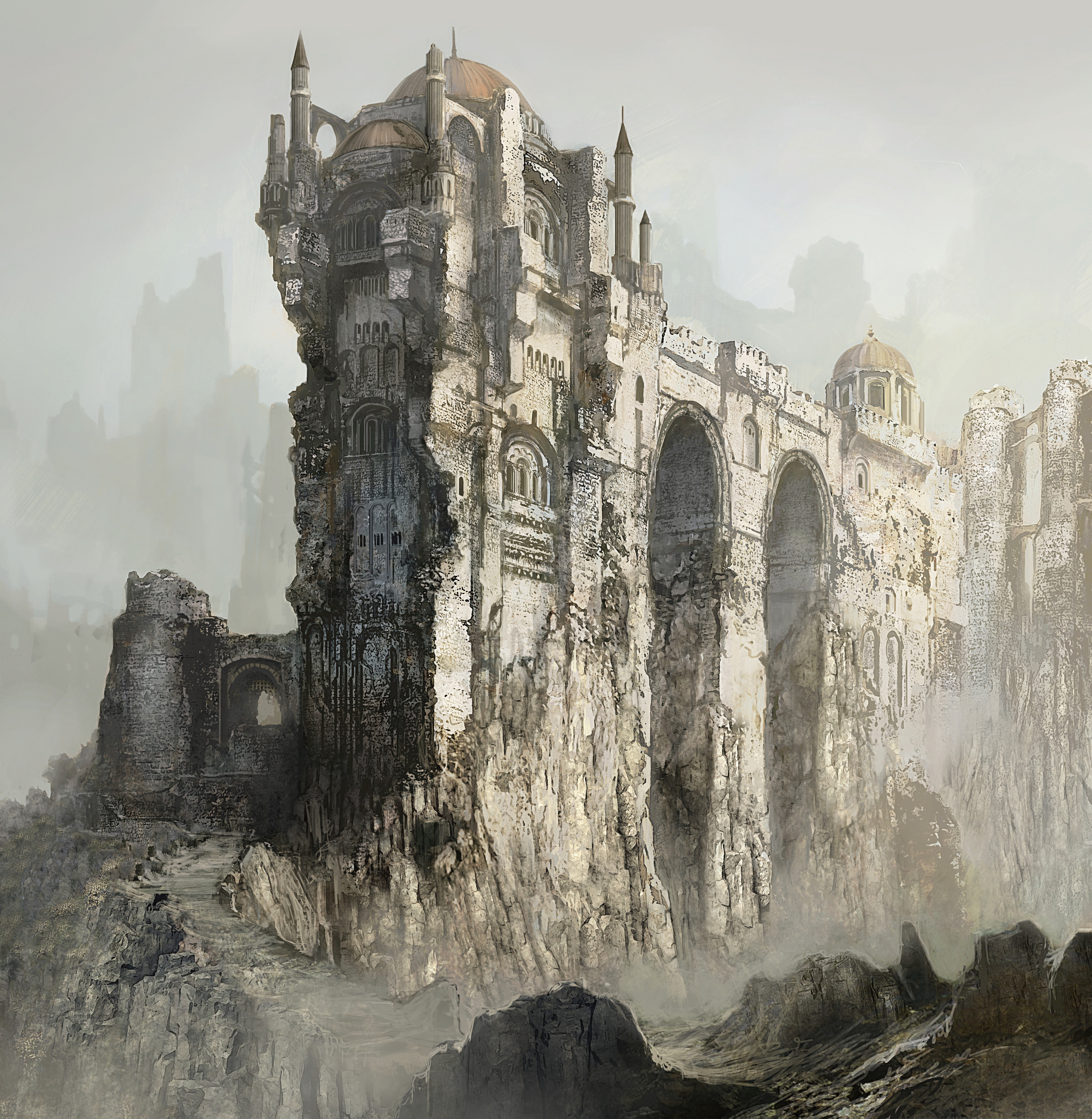 New Dark Souls III Screens And Artwork