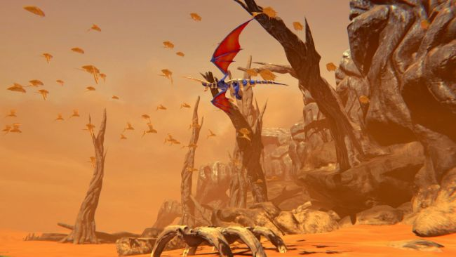Panzer Dragoon II Zwei: Remake is still alive, scheduled to release this year