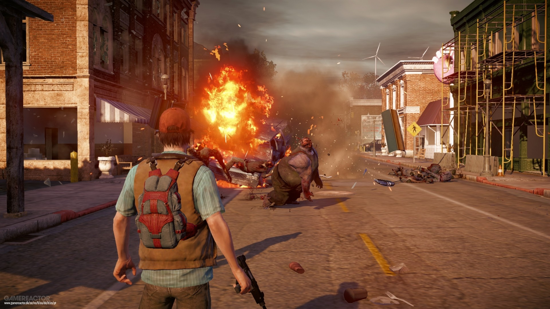 State of Decay 2 letting you Choose Your Own Apocalypse