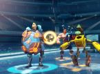 Steel Circus mixes Mario Strikers and pinball with Speedball