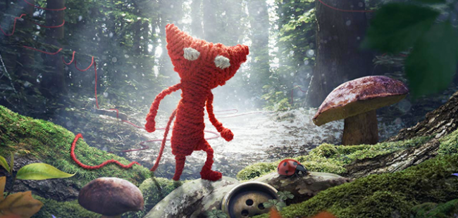 Two first hours of Unravel
