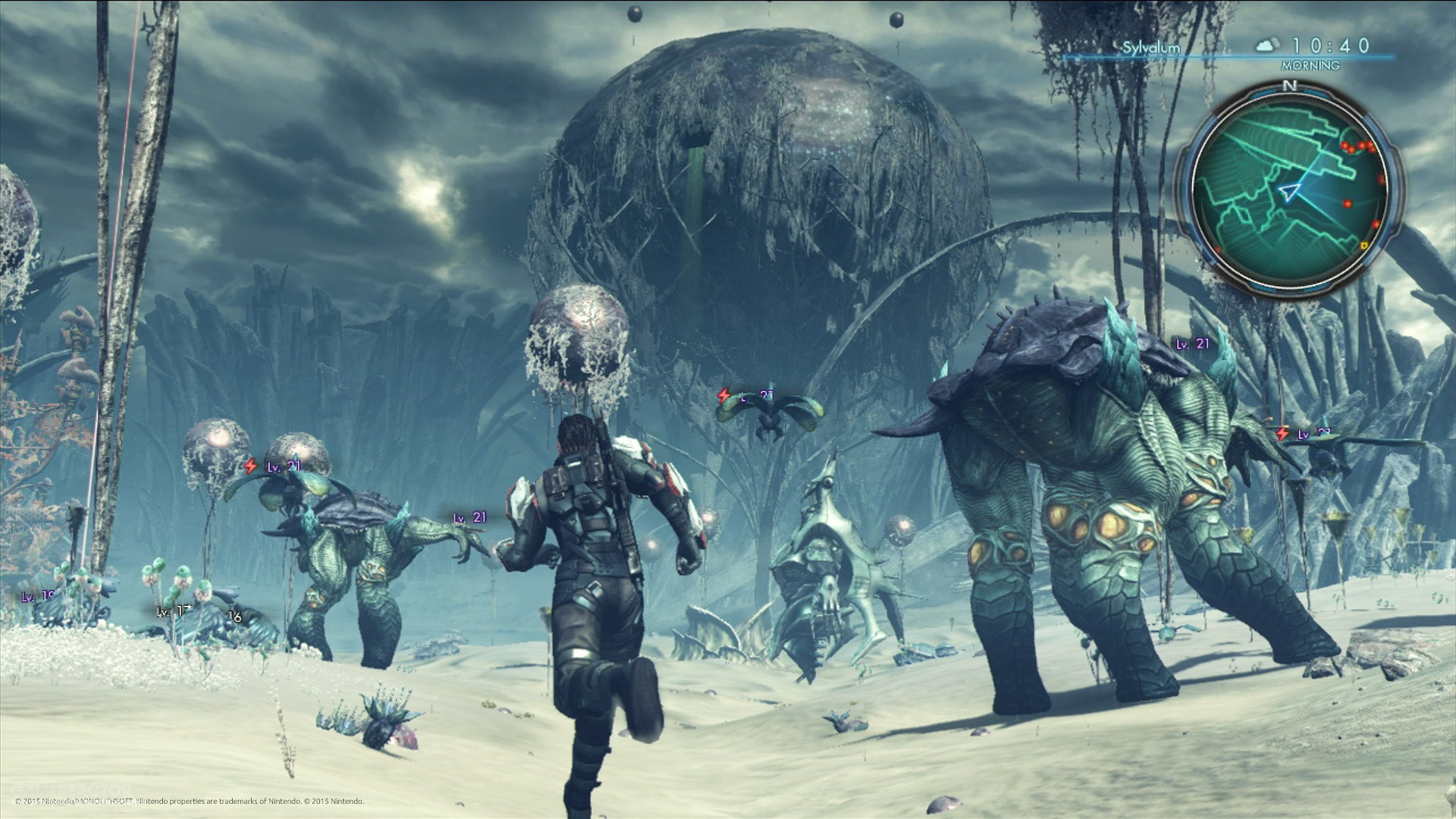 Pictures Of Xenoblade Chronicles X 4 8