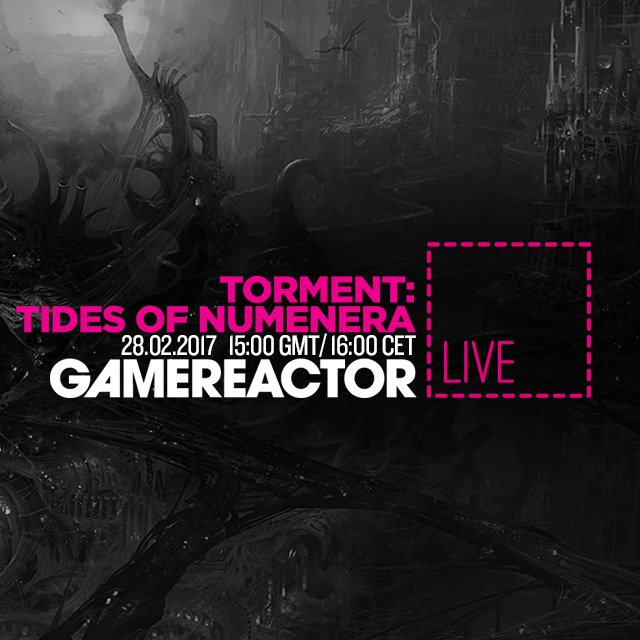 Today on GR Live: Torment: Tides of Numenera