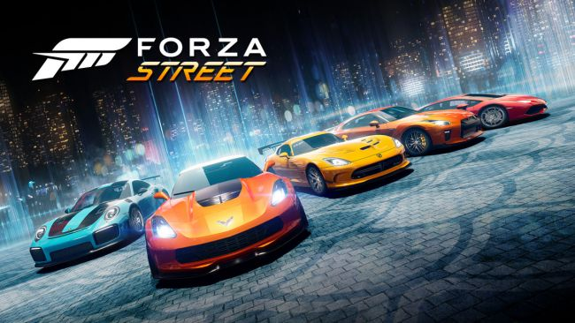Forza Street is coming to iOS & Android in May