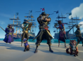 Sea of Thieves is the second most popular MS game on Steam