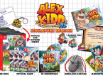 Alex Kidd in Miracle World DX is releasing June 24