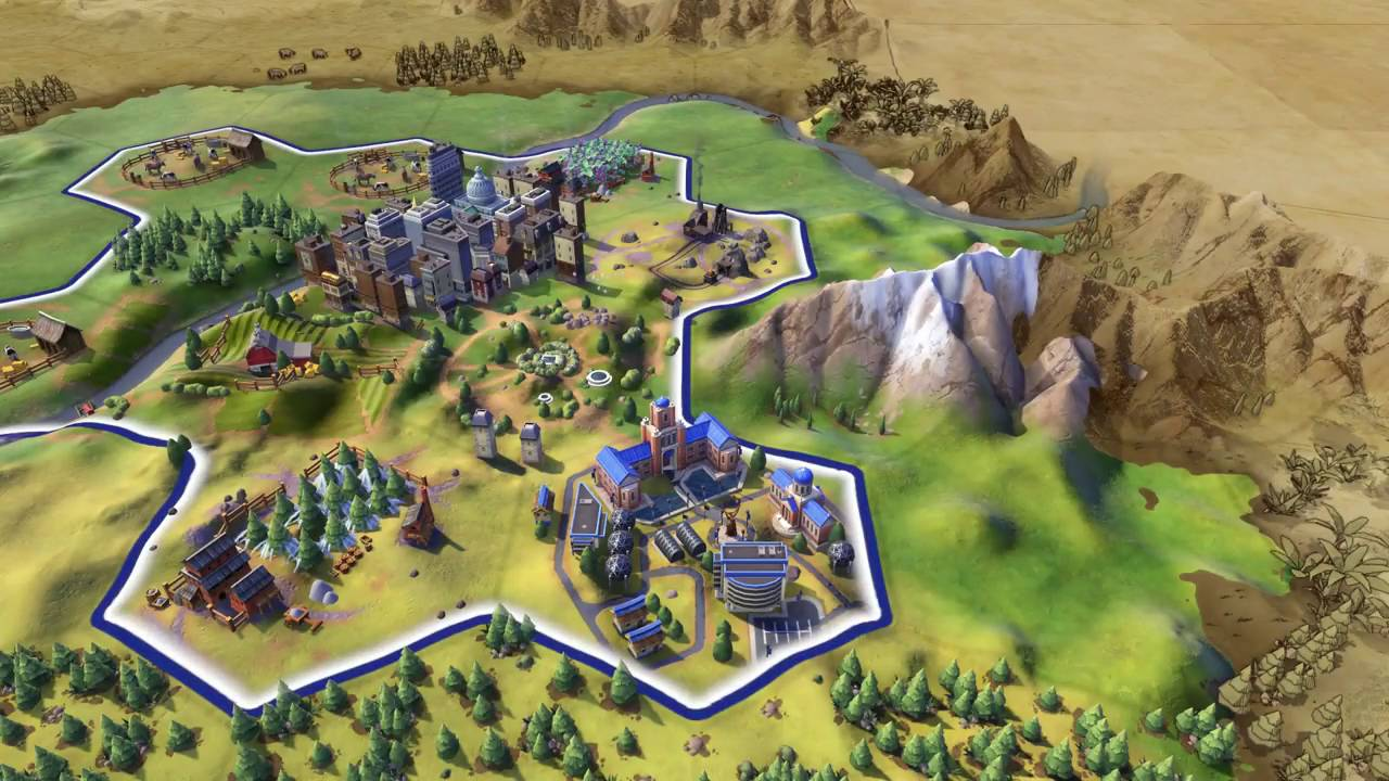 pictures of civilization vi gets a new massive update 1 1