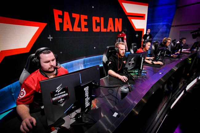 FaZe Clan win the Eleague Invitational in CS:GO
