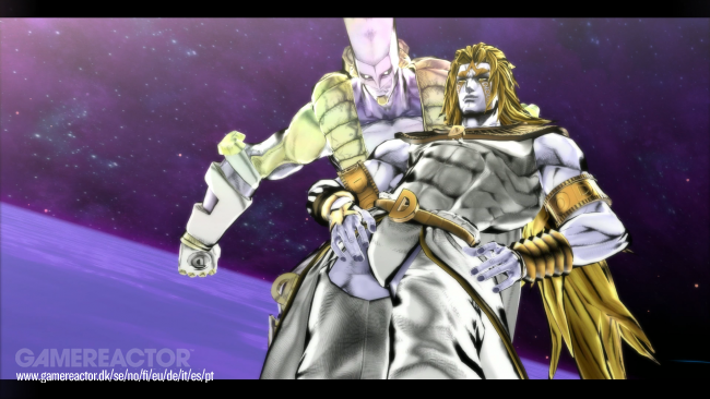 Story Mode Demo out for new JoJo's Bizarre Adventure title