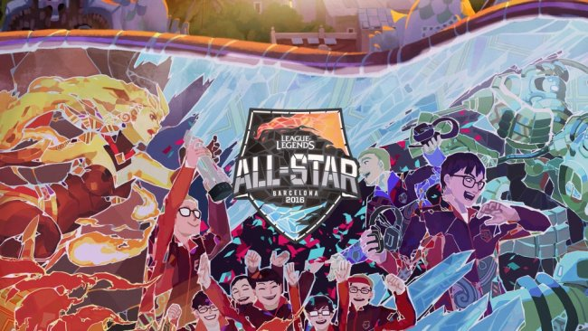 1dd130bdda9a The League of Legends All Star roster is finalised
