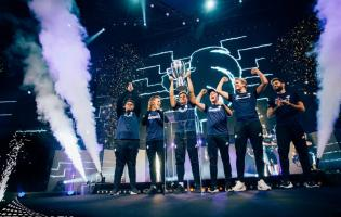 North are the champions of DreamHack Masters Stockholm