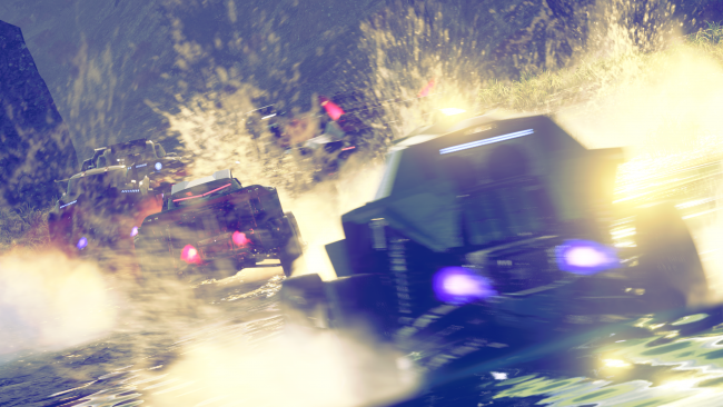 Onrush Hands-on