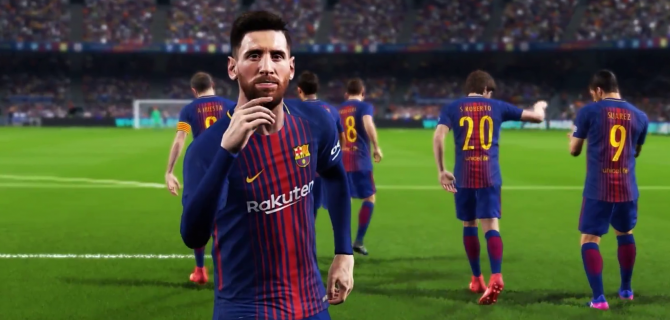PES 2018 will be better than FIFA 18, says Adam Bhatti