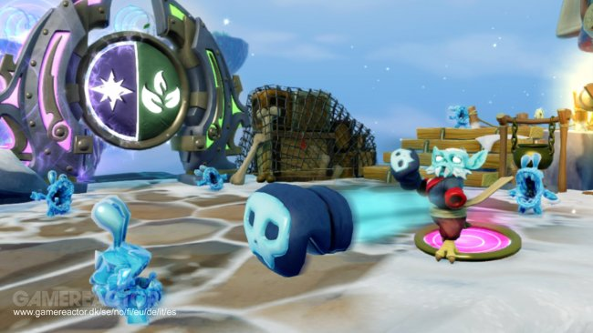 Shaping the Vision: Vicarious Visions and Skylanders