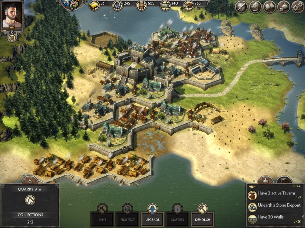 Total War Battles: Kingdom Review - Gamereactor on game of thrones kingdom map, empire total war map, current world conflict map, medieval 2 total war map,