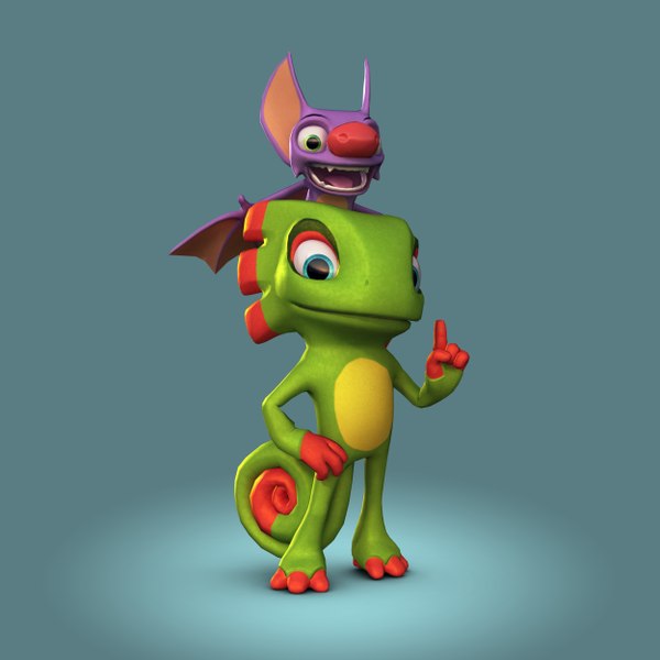 Meet the Yooka-Laylee characters in new trailer